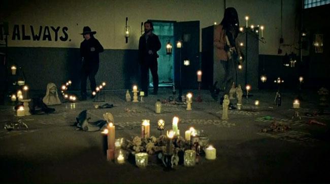 The Walking Dead A (Terminus alter)