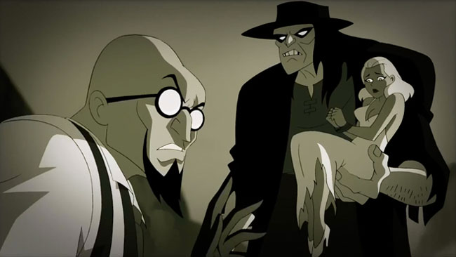 Bruce Timm animates Batman 75th anniversary short (Batman Strange Days)