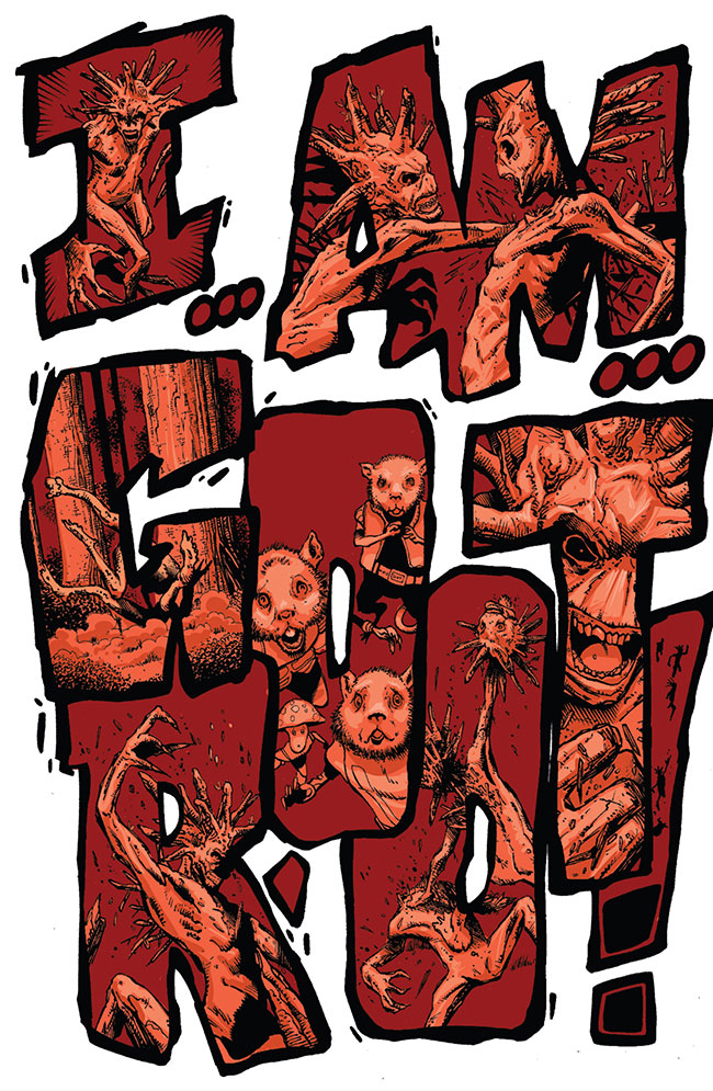 Guardians of the Galaxy 14 Groot origin murder