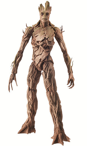 Guardians of the Galaxy Marvel Legends Action Figures Wave 1 Groot