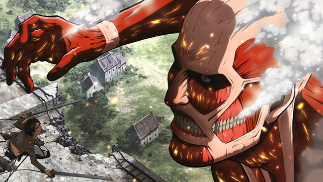 Toonami to air Attack on Titan series in May