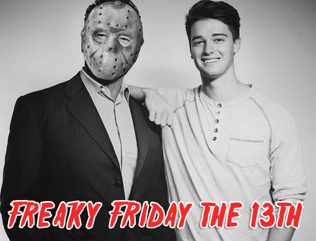 Freaky Friday the 13th - Jason and Schwarzenegger swap places