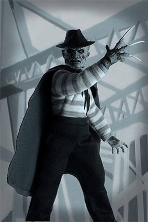 Nightmare on Elm Street Super Freddy Figure (glove)