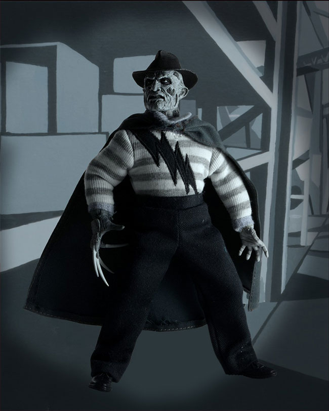 Nightmare on Elm Street Super Freddy Figure