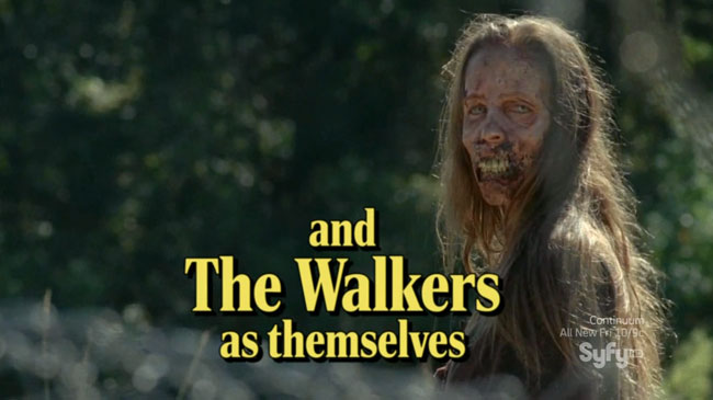 Wil Wheaton Project composes a Walking Dead theme song (walkers)