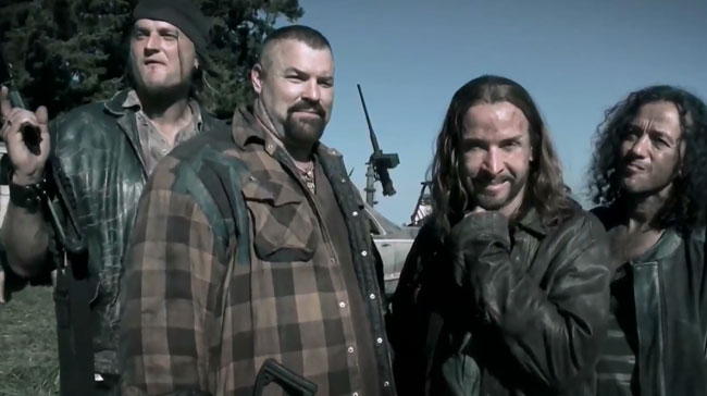 Falling Skies Documentary web series