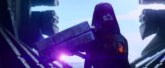 Guardians of the Galaxy trailer Ronan (Lee Pace)
