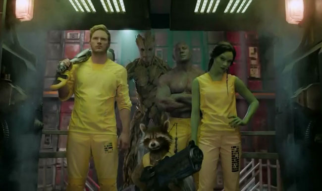Guardians of the Galaxy introduce themselves in new trailer