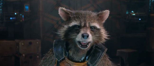 Guardians of the Galaxy trailer is the bomb