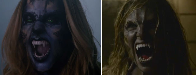 Jill Wagner returns as Were-Jaguar in Teen Wolf season 4
