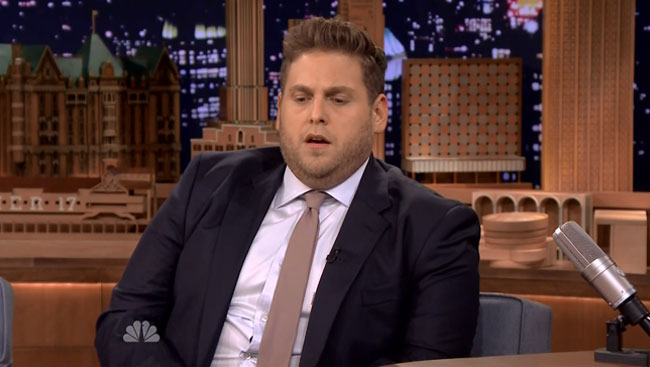 Jonah Hill apologizes for homophobic slur on Tonight Show with Jimmy Fallon 2