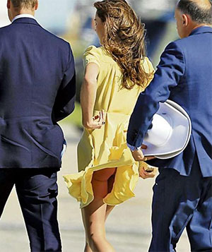 Kate Middleton is a royal pain in the ass - L7 World
