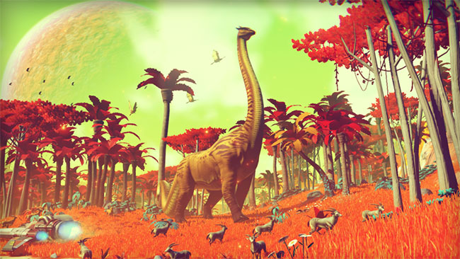 No Man's Sky is a video game to die for