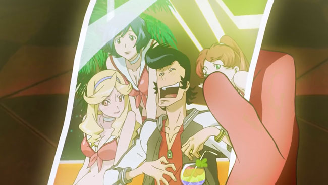 Space Dandy season 2 trailer debuts in Japan