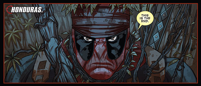 Thunderbolts 26 Deadpool