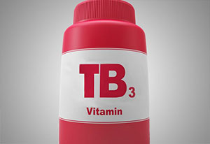 Vitamin TB Is tuberculosis an all-natural supplement