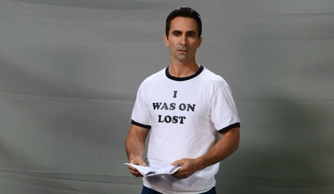 Bates Motel auditions were frighteningly bad (Nestor Carbonell as Sheriff Alex Romero)