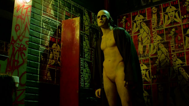 The Strain castrated vampire scariest yet Gabriel Bolivar (Jack Kesy).