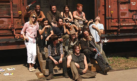 Walking Dead season 5 preview special