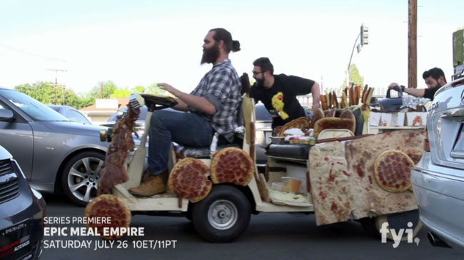 fyi Epic Meal Empire (meal mobile)