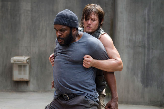 Norman Reedus Daryl gay hints Walking Dead creator Robert Kirkman