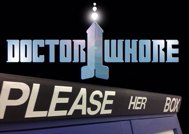 Doctor Who porn parody Doctor Whore finished filming