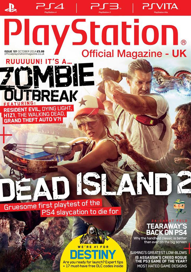 GTA 5 zombie DLC confirmed Playstation magazine