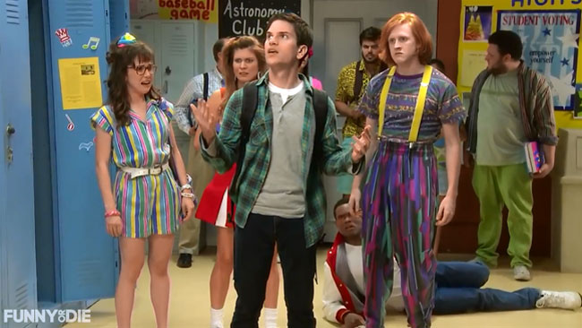 Saved by the Bell parody is insanely good