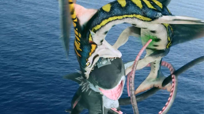 Sharktopus Vs. Pteracuda trailer