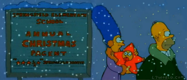 Simpsons ending revealed by Al Jean Simpsons Roasting on an Open Fire Christmas Special