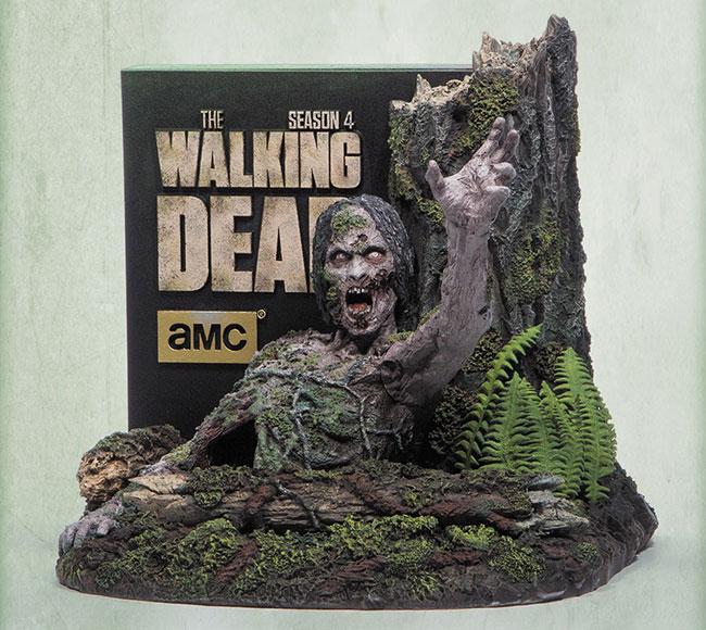 Walking Dead season 4 tree zombie