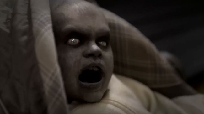 Z Nation trailer teases new zombie series on Syfy (zombie baby)