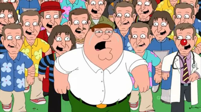 family guy viewer mail 2 Robin Williams RIP (I wish everyone was Robin Williams)