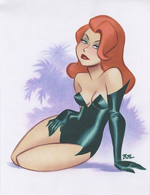Poison Ivy Bruce Timm
