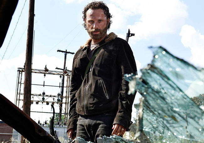 Andrew Lincoln says Rick's death inevitable on Walking Dead