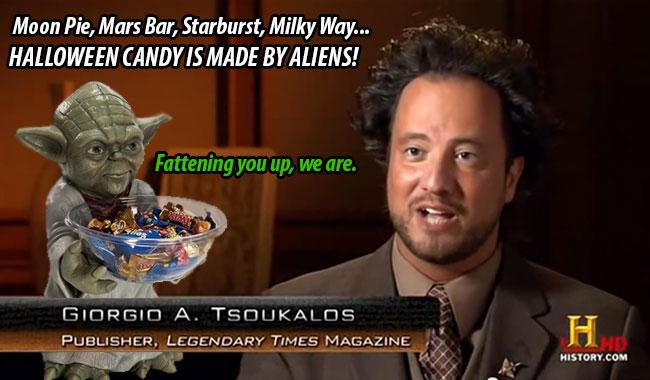 H2 Ancient Aliens season 7 premieres on Halloween Giorgio A. Tsoukalos