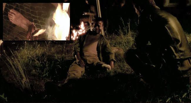 The Walking Dead Strangers Bob Lawrence Gilliard Jr Gareth Andrew J West