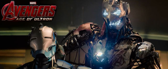 Ultron destroys Iron Man in Avengers 2 trailer Age of Ultron