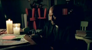 Walking Dead Father Gabriel Stokes Seth Gilliam church TV