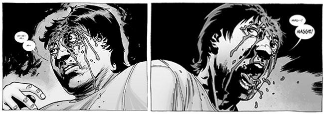Walking Dead Glenn Negan Bat Lucille