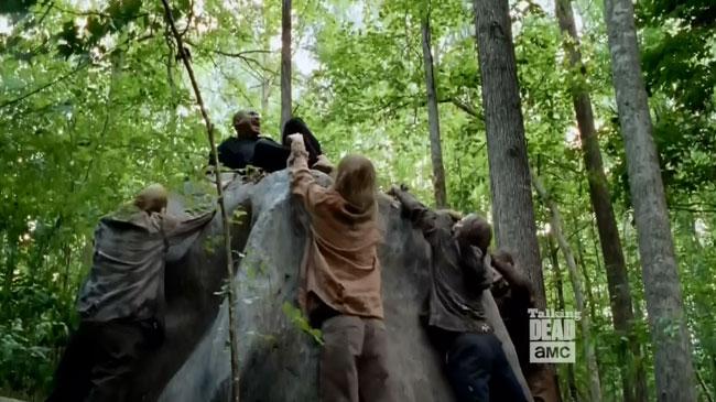 Walking Dead Father Gabriel Stokes Seth Gilliam TV