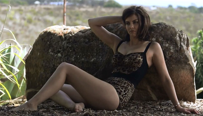 Lauren cohan the walking dead s02e04