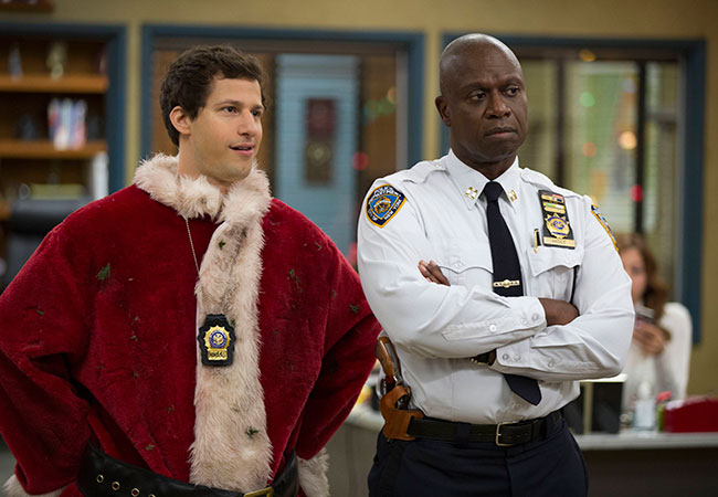 Brooklyn Nine-Nine The Pontiac Bandit Returns