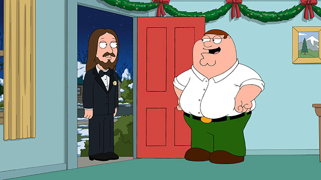 Family Guy The 2000-Year-Old Virgin