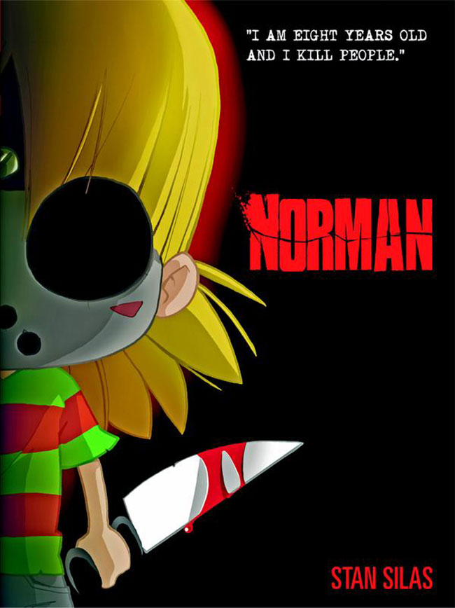Norman volume 1 Stan Silas preview cover