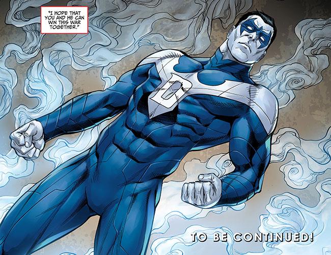 Injustice: Spectre kills Deadman! New Deadman Nightwing ... Nightwing Injustice Comic