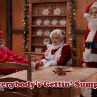 SNL Sumpn Claus Christmas song black Santa Kenan Thompson Bobby Moynihan Aidy Bryant