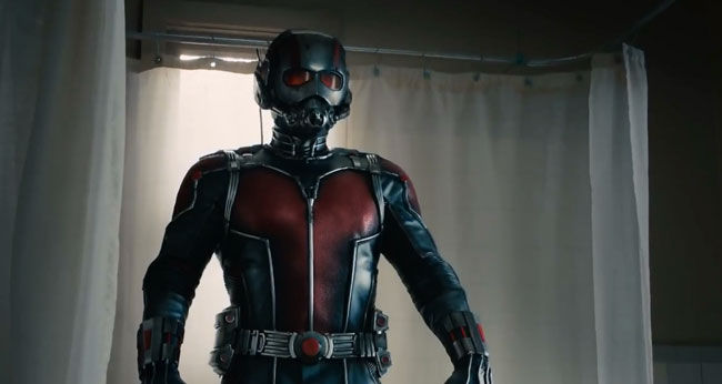 Ant-Man trailer teaser reveals superhero origin