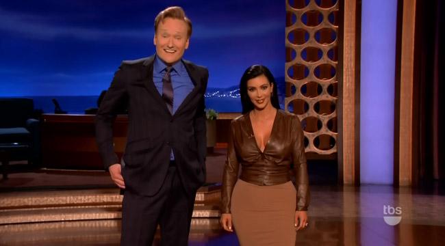 Conan Kim Kardashian Super Bowl commercial T-Mobile