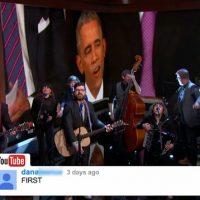 Jimmy Kimmel debuts Decemberists YouTube Comments album